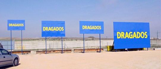 Competencia multa a Dragados por un cartel en los barracones escolares