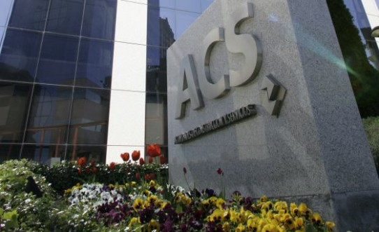 Hochtief (ACS) reconoce que usó información privilegiada en 2014