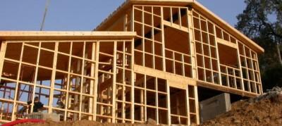 El milagro de las casas de madera: ahorrar un 90% en gastos y energía