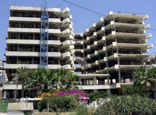 La construcción de casas remonta al duplicarse en el primer semestre
