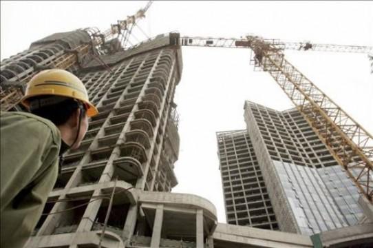 Un 20% de proyectos urbanísticos sucumbe a la crisis desde 2011