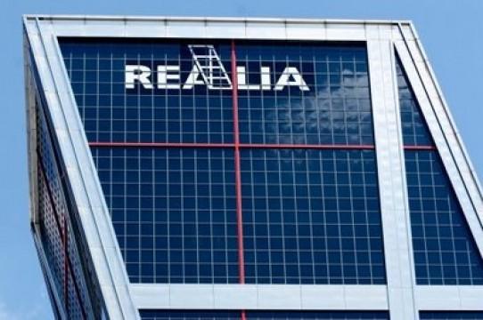 Realia sube en Bolsa al frenarse su venta